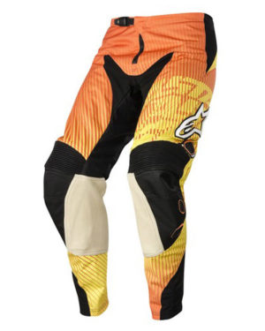 Alpinestars Charger 2014 – Adults, Red/Yellow