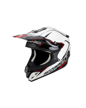 Scorpion VX15 Leggero Black White