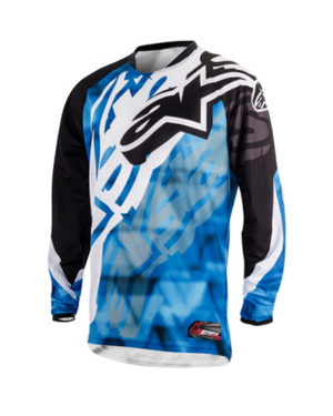 Alpinestars Racer 2014 – Youth, Blue Black