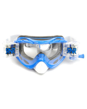 RNR Hybrid Fully Loaded Goggles – Blue