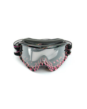Oakley O Frame MX Tear Off – Pink/Black