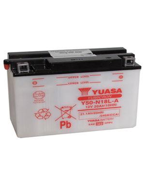 Y50-N18L-A Yuasa Battery