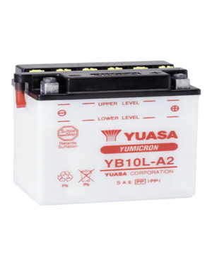 YB10L-A2 Yuasa Battery