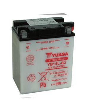 YB14L-B2 Yuasa Battery