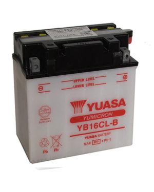 YB16CL-B Yuasa Battery