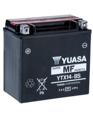 YTX14-BS Yuasa Battery