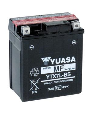 YTX7L-BS Yuasa Battery