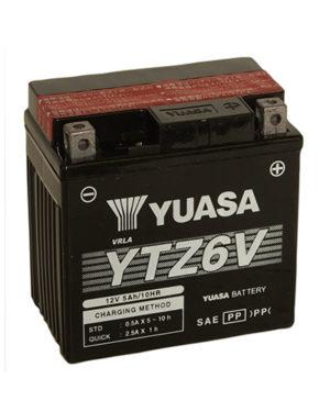 YTZ6V Yuasa Battery