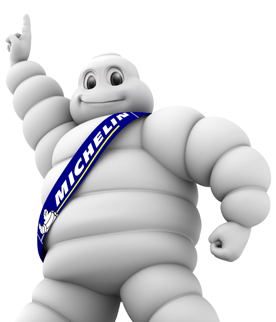 2.50X10 Michelin Heavy Duty Tube