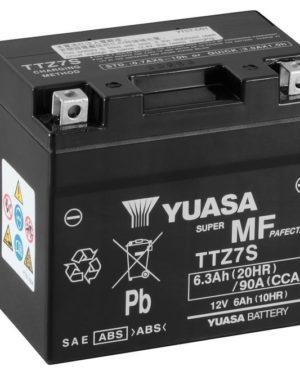 TTZ7S Yuasa Battery
