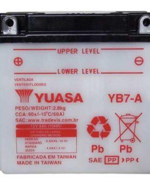 YB7-A Yuasa Battery