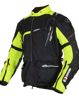 Montreal 2.0 Mid-Length Jacket Black/Fluo – XL (44)