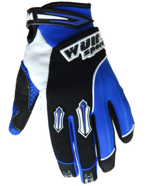 Stratos Youth Motocross Glove XXXS Blue/White/Black