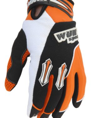 Stratos Youth Motocross Glove XXS Orange/White/Black