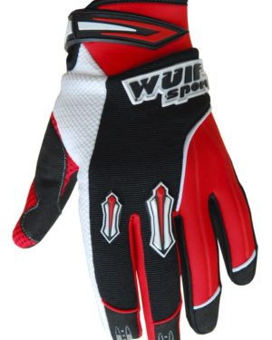 Stratos Youth Motocross Glove XS Red/White/Black