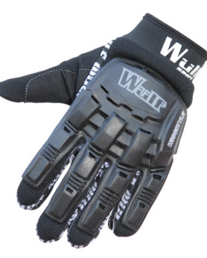 Wiggstyle Adult Off-Road Glove Large Black