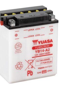 YB14-A2 Yuasa Battery