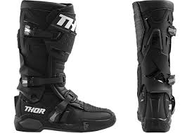 Thor Radial Boot (Black) UK10